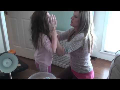 Thumbnail: Severe Autism Meltdown. Mother Attempts to Restrain Autistic Daughter from Self-Injury