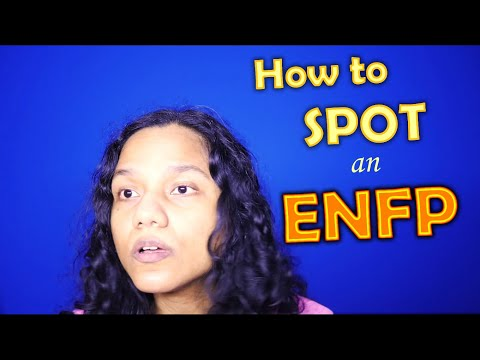 To enfp how spot an How To