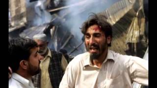 Peshawar bomb balst 22/9/2013 pashto sad song for peaca.