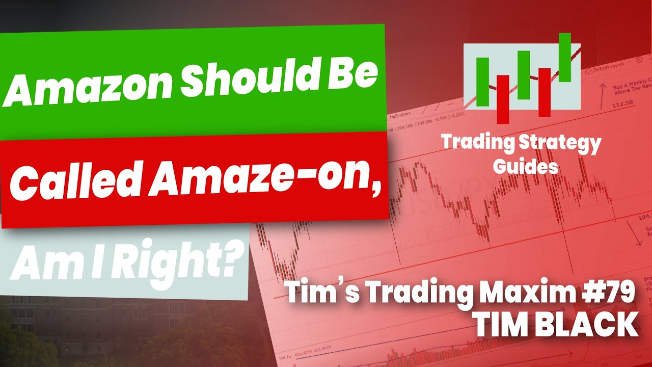 Amazon Should Be Called Amaze-on, Am I Right? + Silver, EURNZD, AMD, EURCAD, EURJPY, EURGBP, Chewy