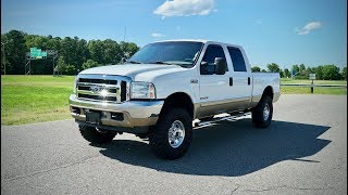 Davis AutoSports Ford F250 7.3 Diesel for Sale / Upgrades & Great Condition