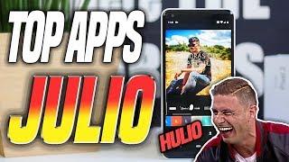 NO HAS VISTO UNAS APPS COMO ESTAS EN TU VIDA...| Top Apps Julio 2018