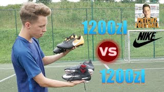 PORÓWNANIE! Nike Tiempo VII VS Nike Superfly V! 1200zł VS 1200zł   PNTCMZ