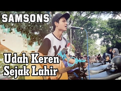 Diujung Jalan - KEREN!! Penampilan Sabian Pengamen Jalanan Dulu Banget, Jaman Masih Gitar Cempreng