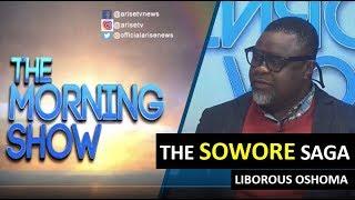The Sowore Saga - Liborous Oshoma
