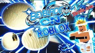 BEYBLADE ON ROBLOX ! I B: Rebirth