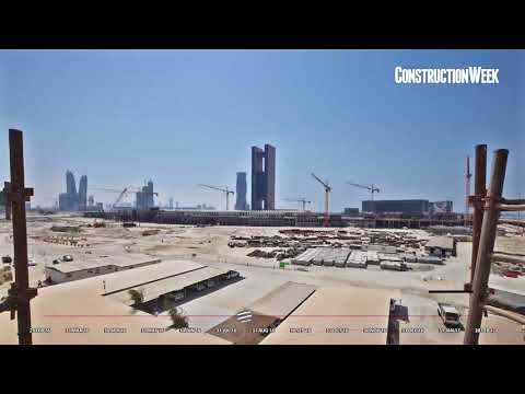 Time lapse: Watch The Avenues mall in Bahrain Bay take shape