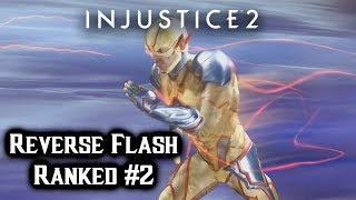 Injustice 2 Reverse Flash online ranked matches #2 . Technically th...