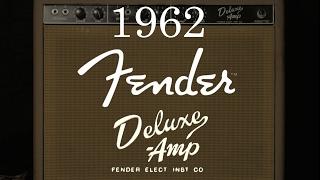 1962 Fender Deluxe Amp