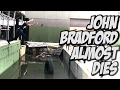 JOHN BRADFORD ALMOST DIES SKATEBOARDING !!! - A DAY WITH NKA