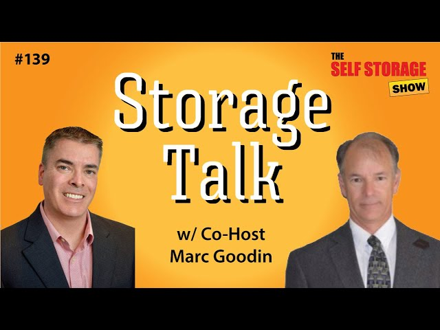 😎 #139: Storage Talk - Marc Goodin