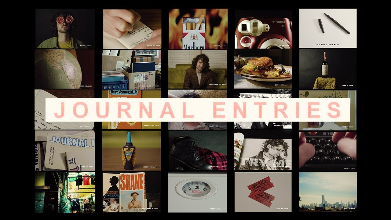Journal Entries I My Rode Reel 2020