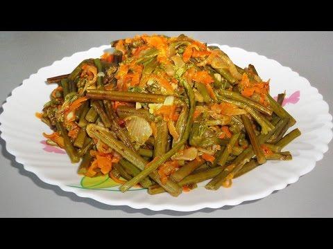 Салат из папоротника «Дальневосточная фантазия» / Fern Salad
