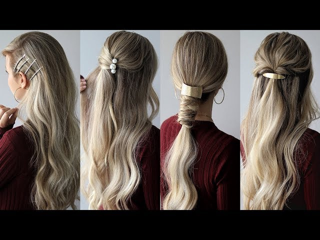HOW TO: Fall Hairstyles & Fall Hair Trends | Homecoming Hairstyles