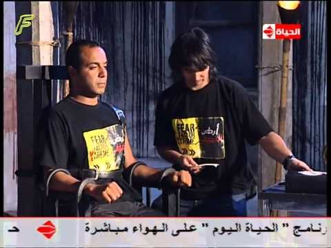Hamada Helal In Fear Factor Extreme 1 حماده هلال فى ارض الخوف Youtube