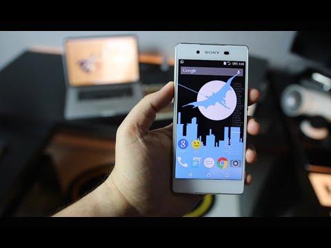 مراجعة جهاز +Sony Xperia Z3