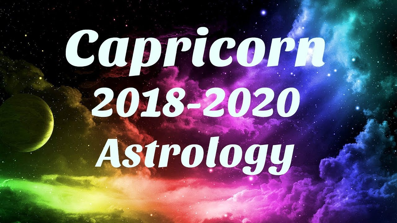 Capricorn Horoscope 12222: a year in review