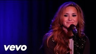 Demi Lovato - Give Your Heart a Break (An Intimate Performance)