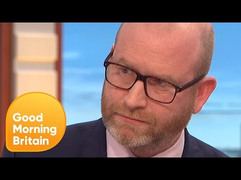 UKIP Leader Paul Nuttall Defends Extremism Comments After Westminster Attack | Good Morning Britain