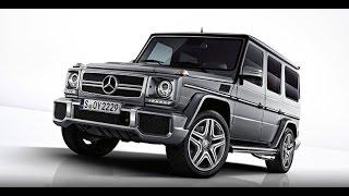 Обзор Mercedes Benz G 65 [3d Инструктор 2.2.7]