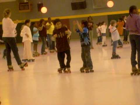 Joes Birthday At The Roller Gardens St Louis Park Mn Youtube