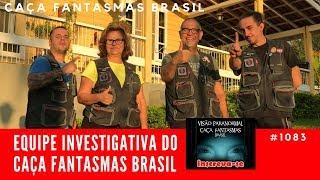 Equipe Caça Fantasma Brasil #1083