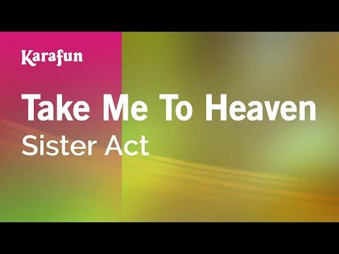 Karaoke Take Me To Heaven - Sister Act *