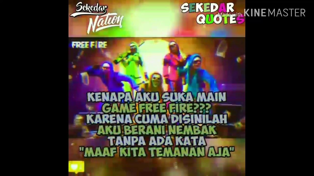 Lagu Ff Kata Kata Mutiara Youtube