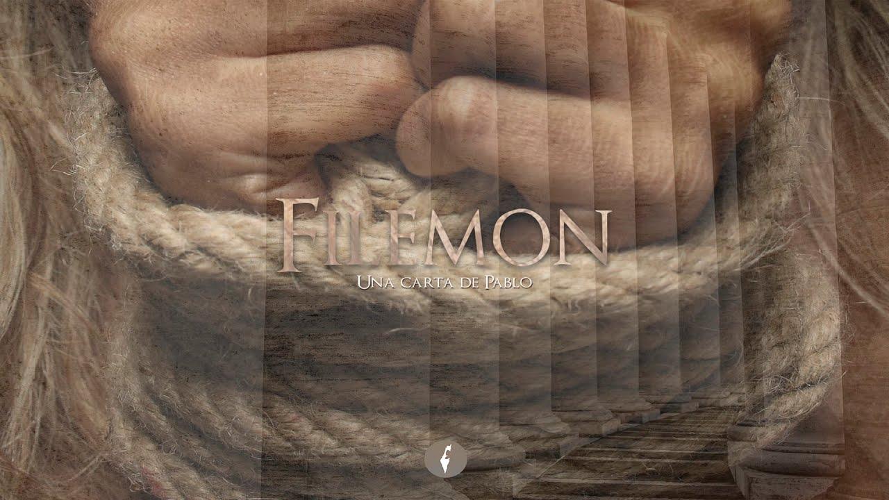 Carta a Filemón   La virtud del amor.