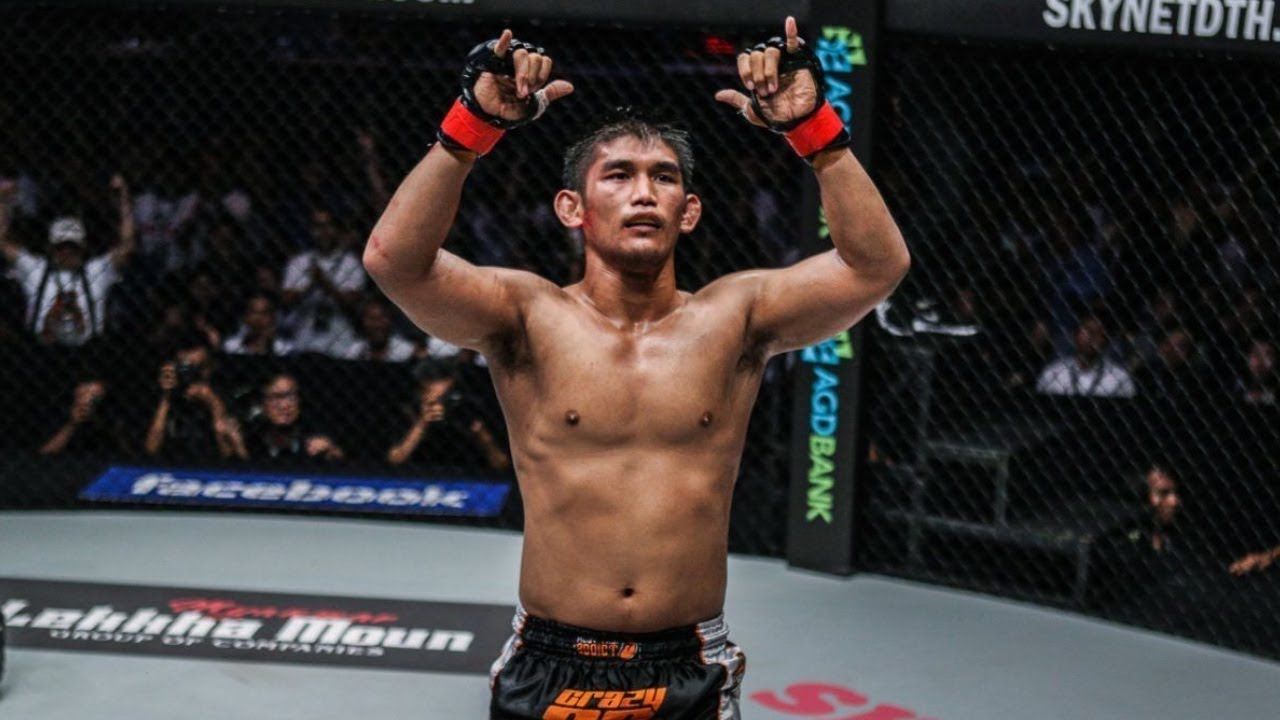 Laga Sorotan | Aung La VS Butorin | Highlight ONE
