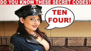 The Secret Codes You Aren't Meant to Know...