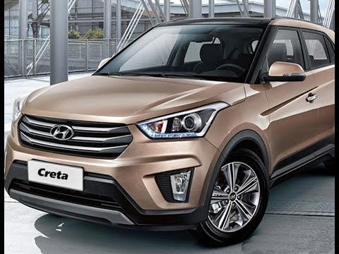 Hyundai Creta 2016 All The New Hyundai Ix25 Suv 2016 Youtube