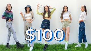 outfits con $100 pesos del tianguis