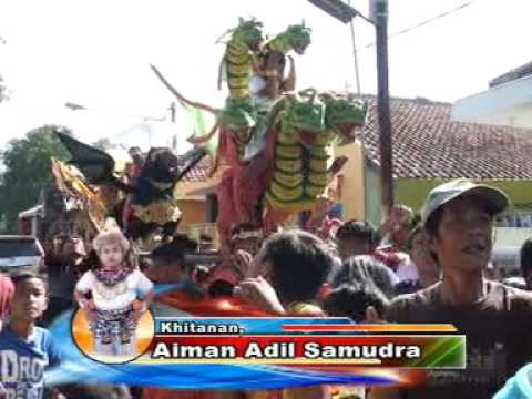 Singa Dangdut Aji Putra _ show dompyong _ kopi lendot