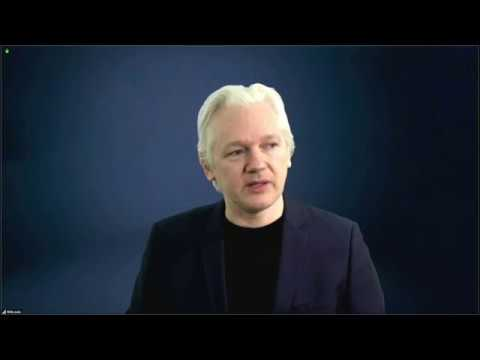 "A conversation with… Julian Assange - ""What if... a large state..."