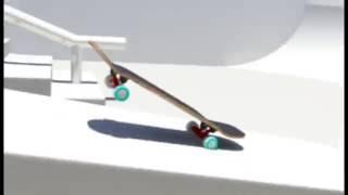Skateboard Animation In Maya 2015   Amikom Yogyakarta Animation Project 2016