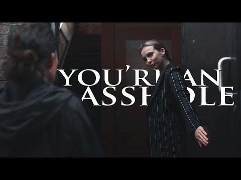 Eve & Villanelle    You're An Asshole