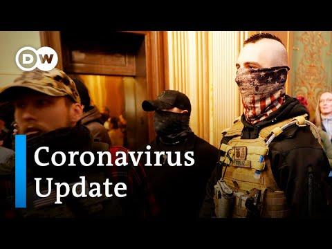 Proteste in den USA +++ Ausgangssperren in Afrika | Coronavirus Nachrichten zur weltweiten Lage