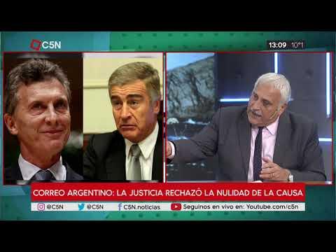 Causa Correo Argentino: problemas para Macri