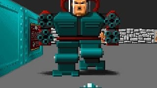 Wolfenstein 3D~Hitlers Dead (Final Boss Deathcam)
