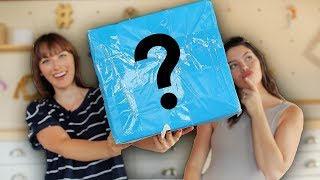 DIY-ING WITH A MYSTERY BOX - FAIL!