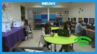 Op helft van scholen is internet niet goed genoeg