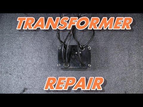 Transformer Repair {Depotting} Lets Look Inside!