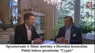 Czy prezes Potocki wyczyścił Dawida Kosteckiego?