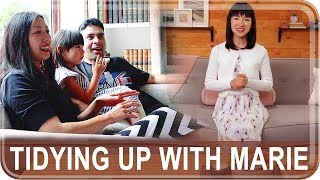 Tidying Up with Marie Kondo: The Postmodern Family