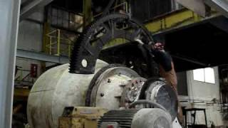 Canadian Millwright Services - ball mill gears4