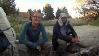 Pacific Crest Trail 2011 HD GoPro Part I - Molly and Dumptruck