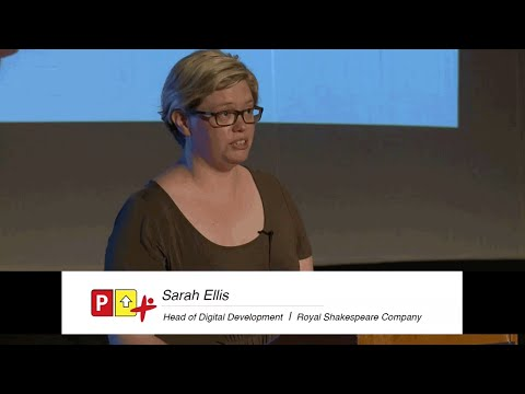 Sarah Ellis: What are the new possibilities for culture in the digital age?