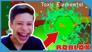 Eu dei meu sobrinho um animal de estimação de brinquedo lendário! -Roblox Bubble Gum Simulator