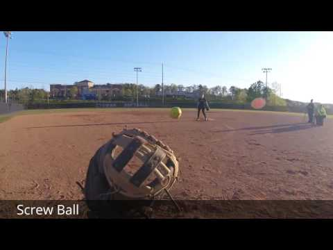 Ellie Johnson - Skills Video 2016